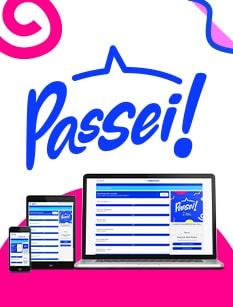 Assine PASSEI!