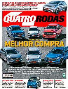 Assine Revista QUATRO RODAS