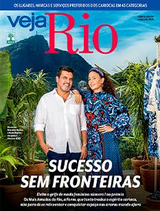 Assine Revista VEJA RIO