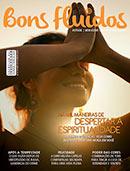 capa Bons Fluidos - revista assinar assinatura assine