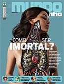 capa Mundo Estranho - revista assinar assinatura assine