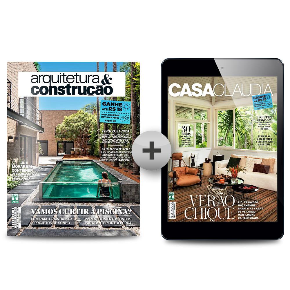 Arquitetura e Construção  - Impressa