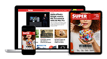 Site + Revista Digital Super