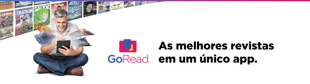 GoRead - As melhores revistas em um único app