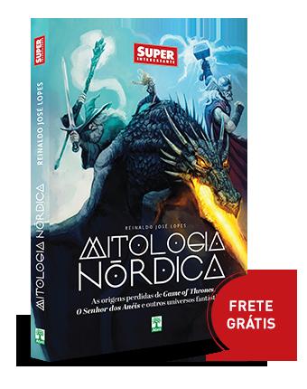 Mitologia Nórdica - Reinaldo José Lopes