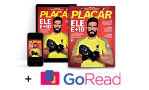 Placar Digital + Impressa + GoRead