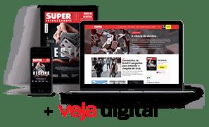 Superinteressante Digital + Veja Digital