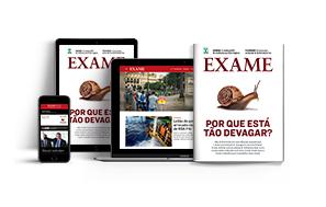Exame Digital + Impressa