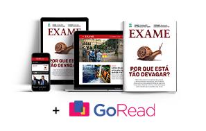 Exame Digital + Impressa + GoRead