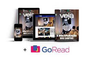 Veja Digital + Impressa + GoRead